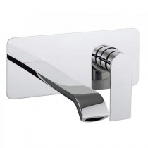 Dune Wall Basin Mixer