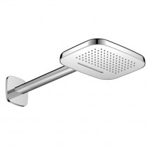 Urban Dual Function Air-in Rainshower with Arm