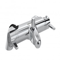 Bristan Design Utility lever Thermostatic Bath Shower Mixer