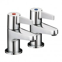 Design Utility Lever Bath Taps