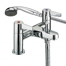 Design Utility Lever Bath Shower Mixer