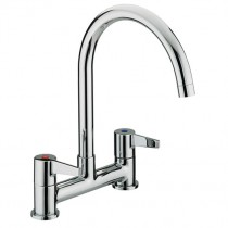 Design Utility Lever Deck Sink Mixer