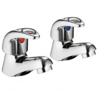 DV8 Basin Taps Pair