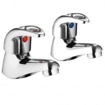 Pura Bathrooms DV8 Bath Taps Pair