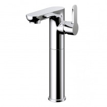 Echo Tall Single Side Lever Basin Mixer