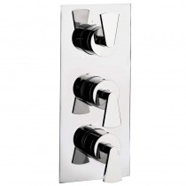 Essence Thermo Shower Valve with 3 Way Diverter Portrait