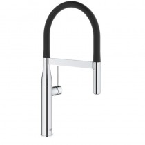 Grohe Essence Single Lever Sink Mixer Prof Chrome Kitchen Tap 30294000