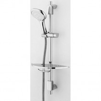 Evo Shower Kit With Multifunction Handset and Shelf