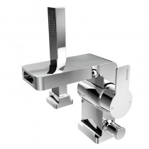 Exodus 2 Hole Bath Shower Mixer (Bathroom Taps)