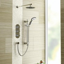 Bristan Exodus Shower Package