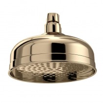 Traditional Shower Rose Gold 145mm