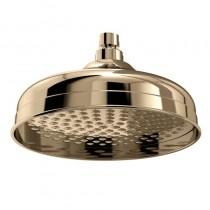 Traditional Shower Rose Gold 200mm