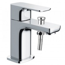Flite Single Lever Mono Bath Shower Mixer