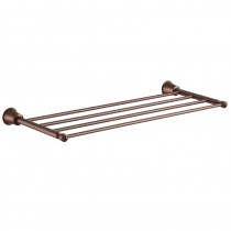 Liberty 4 Towel Shelf Oil-Rubbed Bronze