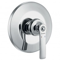 Liberty Concealed Manual Shower Mixer Chrome