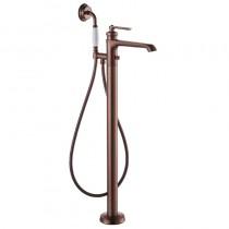 Liberty Floor Standing Bath Shower Mixer Oil-Rubbed Bronze