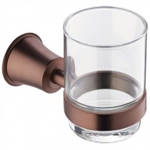 Liberty Glass Tumbler Oil-Rubbed Bronze