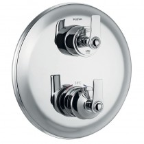 Liberty Thermostatic Concealed 2-Way Manual Shower Mixer Chrome