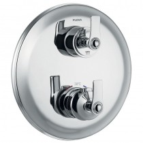 Liberty Thermostatic Concealed 3-Way Manual Shower Mixer Chrome