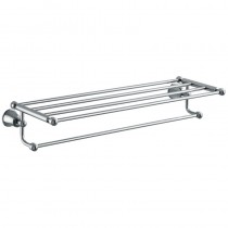 Liberty Triple Towel Bar Chrome