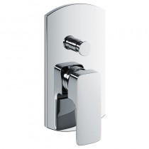 Flite Manual Concealed Shower Valve with Diverter