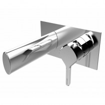 Flute Wall Mounted Bath Filler