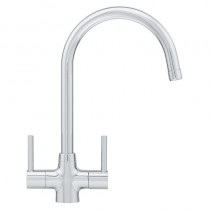 Franke Anteleo Kitchen Tap Mixer Chrome