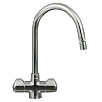 Franke Moselle Kitchen Mixer Chrome