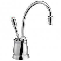 Tuscan Hot Filtered Water Tap Brushed Steel