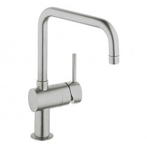 Minta Single Lever Mixer Chrome