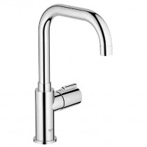 Grohe Mono Filter Boiling Water Tap 'U' Spout Chrome