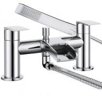 Glide Waterfall Bath Shower Mixer