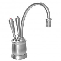 HC2215 Series Hot and Cold Filtered Water Tap Brushed Steel