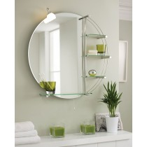 Home of Ultra Magnum Mirror with Light