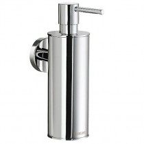 Home Wall Mounted Chrome Soap Dispenser