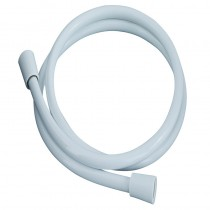 Cone to Cone 8mm Bore Hose 1.5m White