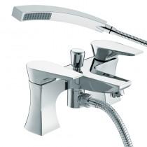 Hourglass Bath Shower Mixer