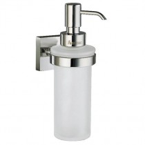 House Wall Glass Soap Dispenser