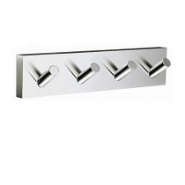 House Quadruple Towel Hook