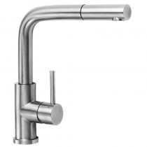 Hyperion Side Lever Monobloc Mixer with Pull Out Aerator
