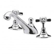 Beaumont 3 Hole Basin Mixer inc. Pop-up Waste
