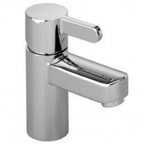Insight Mini Basin Mixer inc Push Button Waste