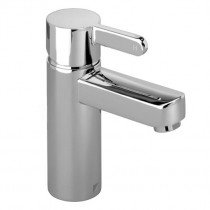 Insight Basin Mixer inc Push Button Waste