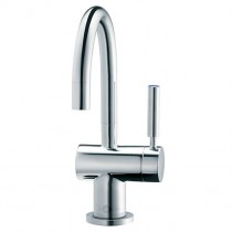 GN3300 Hot Filtered Water Tap Brushed Steel