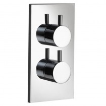 Ivo Flow Single Outlet Thermostatic Shower Valve