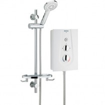 Joy 8.5kW Thermosafe Electric Shower White