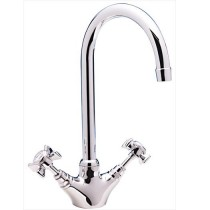 Knightsbridge Monobloc Kitchen Sink Mixer