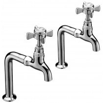 Knightsbridge Bib Taps (Pair)