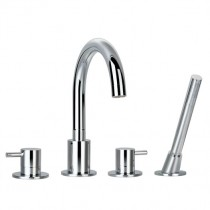 SL3 4 Hole Bath Shower Mixer