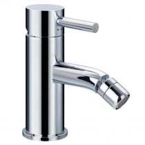 SL3 Monobloc Bidet Mixer Inc. Push Button Waste